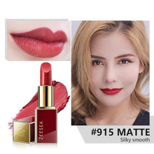 Load image into Gallery viewer, 12 Colors Professional Matt Velvet Lipstick Waterproof Long Lasting Lip Stick Easy To Wear Pigmented Cosmetics Makeup