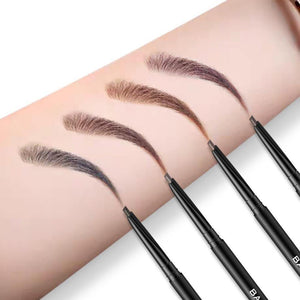 Eyebrow Pencil Waterproof  For Eyebrows Cosmetics Eyebrow Marker Enhancer Brown Tattoo Pen Eyebrow Pencil With Brush