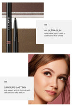 Load image into Gallery viewer, Eyebrow Pencil Waterproof  For Eyebrows Cosmetics Eyebrow Marker Enhancer Brown Tattoo Pen Eyebrow Pencil With Brush