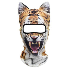 Load image into Gallery viewer, 3D Animal Fleece Warm Balaclava Full Face Mask Winter Thermal Helmet Liner Ski Cycling Snowboard Bike