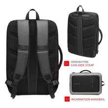 "Load image into Gallery viewer, Male Business 17"" Laptop Backpack Water Repellent USB Charging Multifunction Rucksack Fashion Travel Backpacks Men"