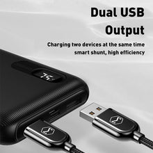 Load image into Gallery viewer, Power Bank 20000mAh Dual USB Fast Charge powerbank External Battery Bank For Xiaomi iPhone 11 Samsung LG Portable Charger