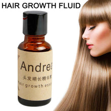 Load image into Gallery viewer, Hair Growth Oil Liquid Natural Plant Formula Hair Growth Serum Essence Anti Hair Loss Product Regrowth 20ml