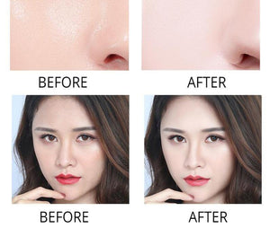 Color Powder Loose Oil Control Concealer Set Makeup Honey Powder Repair Capacity Female Foundation Night Safety Powder