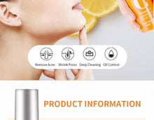 Load image into Gallery viewer, 100% Pure Vitamin C Toner Brightening Facial Spray Moisturizing Face Serum Shrink Pores Oil Control Whitening Skincare