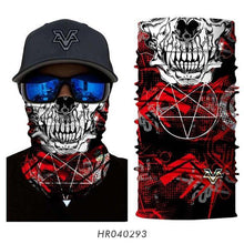 Load image into Gallery viewer, Bandanas Men Hunting bandana Fishing Bicycle Scarfs Cycling Neck Tubular Scarf  Face Mask Neck Warmer Women men