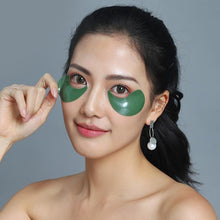 Load image into Gallery viewer, Collagen Eye Mask Hyaluronic Acid Remover Dark Circles Eye Patches Anti-Puffiness Anti-Aging Moisturizing 60pcs