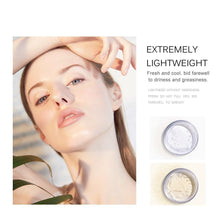 Load image into Gallery viewer, Smooth Loose Powder Makeup Transparent Finishing Oil Control Waterproof For Face Finish Setting With Cosmetic Puff