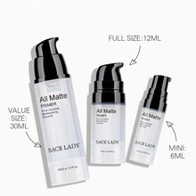 Load image into Gallery viewer, Face Base Primer Makeup Liquid Matte Make Up Fine Lines Oil-control Facial Cream Brighten Nude Foundation Cosmetic