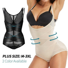 Load image into Gallery viewer, Body Shaper Women Waist Trainer Slimming modeling Straps Butt lifter Shapewear Corrective Underwear Tummy Control Girdle Belt
