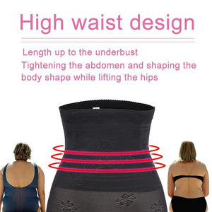 Butt Lifter Shaper High waist trainer Control Panties Slimming Underwear Abdomen Enhancer Straps Modeling