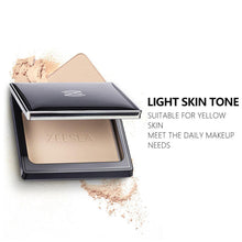 Load image into Gallery viewer, Loose Powder Compact Pressed Powder For Face Control Oil Lasting Concealer Waterproof High Gloss Female Repair Makeup 13g