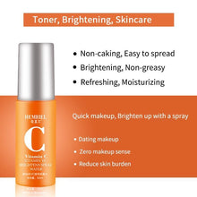 Load image into Gallery viewer, 100% Pure Vitamin C Toner Brightening Facial Spray Moisturizing Face Serum Shrink Pores Oil Control Whitening Skincare - moonaro