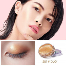 Load image into Gallery viewer, New 4 Colors Pigmented Liquid Eyeshadow Matt Long Lasting Highlight Waterproof shimmer Glitter Cosmetic