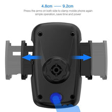 Load image into Gallery viewer, One-Click Release Car Phone Holder Universal Air Vent Mount Car Holders Stand Mobile Supports for iPhone Xiaomi Samsung