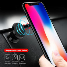 Load image into Gallery viewer, Magnetic Car Phone Holder For iPhone 8 SE For Samsung S8 Phone Magnet Car Holder GPS Dashboard Stand Soporte Movil Auto