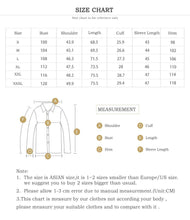 Load image into Gallery viewer, Summer new vertical striped 100% linen shirts men three quarter sleeve shirt stand collar