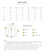 Load image into Gallery viewer, Men's spring New Denim Top Chest Irregular Pocket Long Sleeve Shirt Men