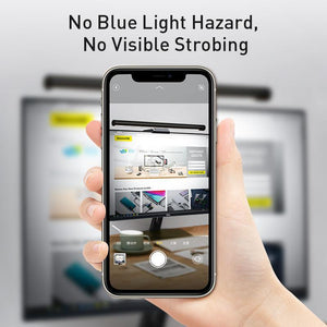 Screenbar LED Desk Lamp PC Computer Laptop Screen Bar Hanging Light Table Lamp Office Study Reading Light For LCD Monitor