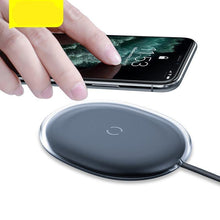 Load image into Gallery viewer, 15W Qi Wireless Charger For iPhone 11 Pro 8 Plus Induction Fast Wireless Charging Pad For Airpods Pro Samsung Xiaomi mi 9