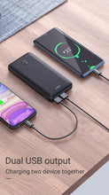 Load image into Gallery viewer, Power Bank 10000mAh Portable Charging PowerBank USB PoverBank External Battery Charger for Samsung Xiaomi Mi 9 8 IPhone x