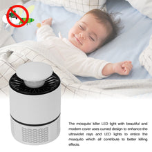 Load image into Gallery viewer, Electric Mosquito Killer Lamp USB Anti Fly Bug Zapper Insect Trap Lamp for Home Pest Control Mosquito Killer Light