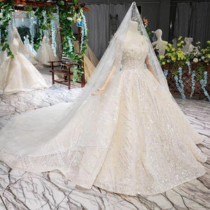 special strapless wedding dress with wedding veil sleeveless sexy princess bridal dresses shiny robe de mariag