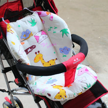 Load image into Gallery viewer, Baby Stroller Support Cushion Stroller Accessories Liner 5 Point Harness High Chair Baby Car Seat Pad,Pushchair Mattress Padding - moonaro