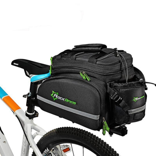 Cycling Rear Seat Bag Bicycle Bags & Panniers Bicicleta Multi-function Portable Luggage Bags,3Colors