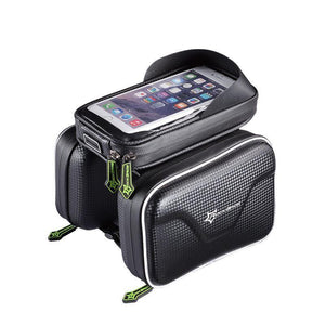 Waterproof Bicycle Bag MTB Bike Bicycle Touchscreen Bags For 5.8/6.0 inch Phone