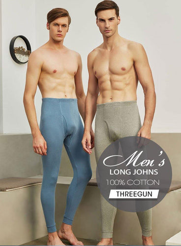 Winter Warm Long Underwear Male Home Underwear Sexy Hot Sleepwear