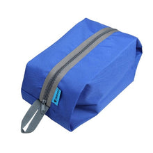 Load image into Gallery viewer, 40x17x11cm Durable Bluefield Ultralight Waterproof Oxford Washing Gargle Stuff Bag Outdoor Camping Hiking Travel Storage Bag - moonaro
