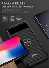 Load image into Gallery viewer, 10000mah Wireless Charger Power Bank With Dual USB and Digital Display for iphone 8 X XS Max XR - moonaro