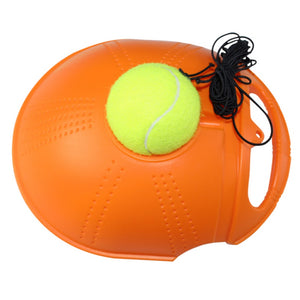 Top quality Tennis Training Tool Exercise Tennis Ball Self-study Rebound Ball Tennis Trainer dropshipping free epacket