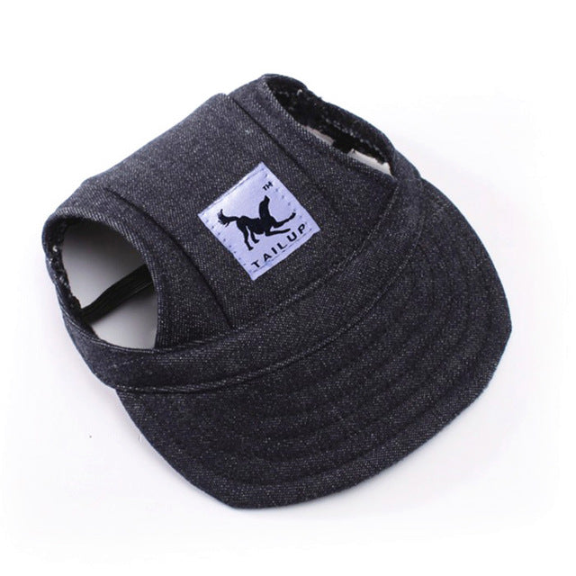 Pet Dog Hat Cap Baseball Fashion Hat For Dogs Casual Canvas Cap For Dog Hat Chihuahua Yorkshire 11 Colors 30 S1