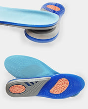 Load image into Gallery viewer, Silicone Gel Insoles Orthopedic Massaging Shoe Inserts Sports Shock Absorption Shoe Pad Comfortable For Men Women Shoes Insole