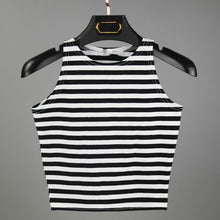 Load image into Gallery viewer, New Women Sexy Cotton Crop Top Crop Bustier Multicolor Sleeveless