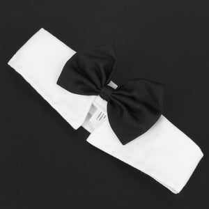 Gentleman Dog Bow Ties Pet Bow ties Adjustable Dog Cat Neckties Bow Butterfly Tie Necktie Bow tie Collar Pet Accessories - moonaro