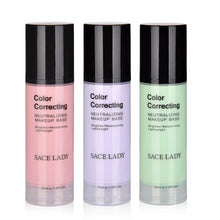 Load image into Gallery viewer, Base Primer 30ml Facial Correcting Cream Natural Concealer Make Up Moisturizer Cosmetic
