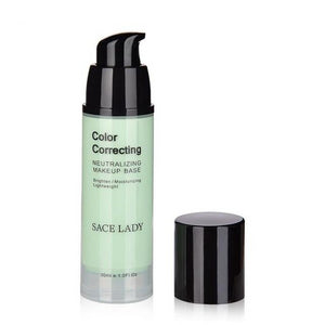 Base Primer 30ml Facial Correcting Cream Natural Concealer Make Up Moisturizer Cosmetic