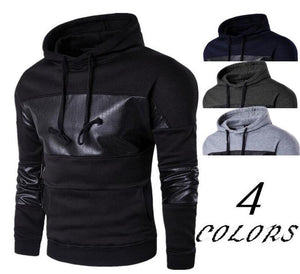 Men's Hoodies Fashion Hooded Tracksuit Brand-clothing Sportswear for Men Sweatshirts