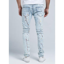 Load image into Gallery viewer, Men Jeans Design Biker Jeans Skinny Strech Casual Jeans For Men Good Quality