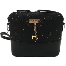 Load image into Gallery viewer, Luxury Handbags Women Bags Leather Designer 2018 Women Crossbody Shoulder Messenger Bags Shell Shape Lady Mini Bag
