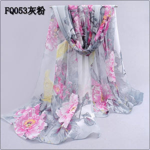 scarf female summer autumn all-match scarf long design air conditioning cape silk scarves shawl