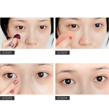 Load image into Gallery viewer, Face Foundation Concealer Eraser Pen Long Lasting Dark Circles Corrector Contour Concealers Stick Cosmetic - moonaro