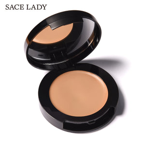 Face Concealer Cream Full Cover Make Up Waterproof Facial Contour Makeup Corrector Pores Eye Dark Circles Cosmetic - moonaro