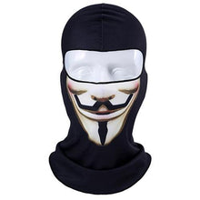 Load image into Gallery viewer, 3D Orcs Skull Motorcycle Balaclava Full Face Mask Warm Motor Helmet Liner Ski Paintball Snowboard Biker Riding  Shield Hood