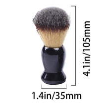 Load image into Gallery viewer, Beard Timming Products with Bag Beard Oil and Balm Styling Comb Soft Brush Stainless Steel Scissors Beard Care Massage Clean Kit - moonaro