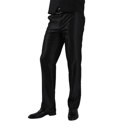 Men Pants Fashion Slim Fit Casual Business Trousers