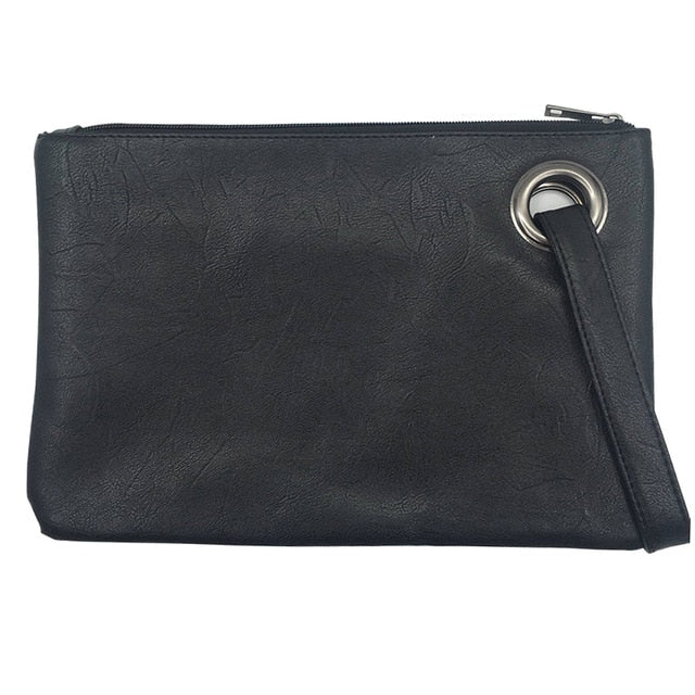 Fashion Luxury handbags women bags leather designer  clutch bag women envelope bag evening female Day Clutches - moonaro